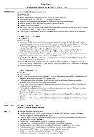 Electronics Technician Resume Samples Avionics Technician Resume Samples Velvet Jobs With Aviation