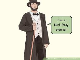 image titled make an abraham lincoln costume step 1