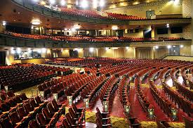 The Carpenter Center Richmond Va Seating Chart Altria Theater Seating View 2019