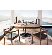 tulip table and chairs. Exciting Image Of Dining Room Design With Oval Tulip Table : Endearing Modern And Chairs