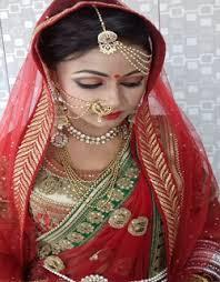 bridal makeup basic
