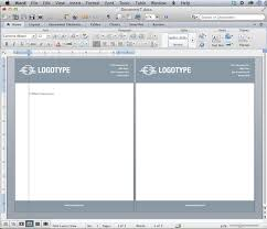 Word Document Template Design Convert Your Original Design Into A Microsoft Word