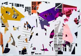 The Paris Review - In Aaron Wexler's Collages, the Tangle of Nature