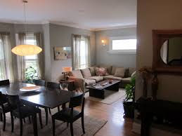 ... Living Room, Long Narrow Living Dining Room Design Rectangle Living  Room Dining Room Combo Black ...