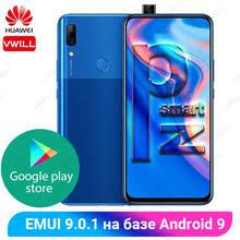 Глобальная версия <b>HUAWEI P</b> Smart Z NFC мобильный <b>телефон</b> ...