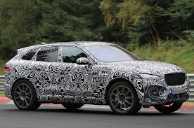 2018 jaguar xe svr. delighful 2018 jaguar fpace svr spotted for the first time with 2018 jaguar xe svr