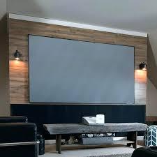 diy projector screen 57 luxury rear projection paint diy