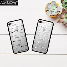 funny 5 letter words klarketong funny arrow white love letter words phone case for iphone