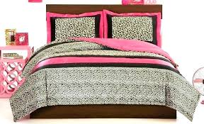 leopard print bed set king animal comforter sets kids bedding ideas queen