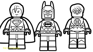 Coloring Pages Lego Captain America Copy Marvel Superheroes New