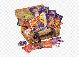 parma violets lollipop her gift basket png