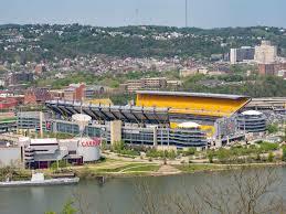 Pittsburgh Heinz Field Seating Chart Transportation Guide To Heinz Field