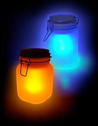 lighting jar. Sun Jar / Moon (2 In 1) Night Light Solar Powered Lamp Lighting