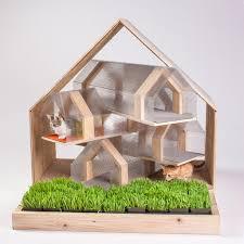 Cat House 14 Inspiring Custom Built Modern Cat Houses Revealed At La