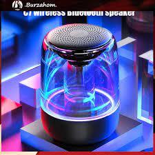Loa Bluetooth 5.0 C7 Có Đèn Led Và Phụ Kiện - Loa