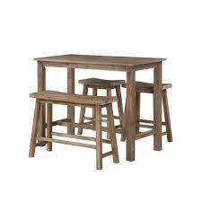 <b>Bar Table</b> Set - Kitchen & Dining Room Furniture - Furniture - The ...