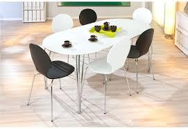 Weisser Runder Esstisch Mit Stuhlen Tisch Landhaus Weiss
