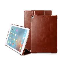for ipad pro 10 5 case leather benuo genuine leather folio flip vintage ultra thin standing leather case for ipad pro 10 5 case