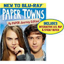 paper towns dvd release date
