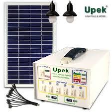solar led home lighting system home solar lighting
