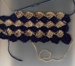 Crochet Box Stitch Pattern Cool Inspiration Design