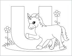Alphabet Coloring Pages For Preschoolers Joyceholmanclub