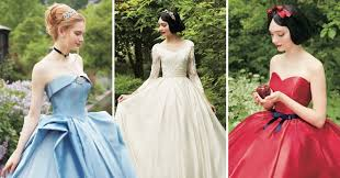 Disney Princes Bridal Gowns Will Make Your Fairy Tale Wedding