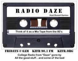 Radio Daze Kzfr 90 1 Fm Chico