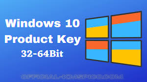 Windows 10 Product Key Free For All Edition 32-64Bit [2021]