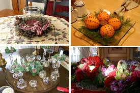 Marvelous Easy Christmas Table Decorations Ideas 87 In Decoration Ideas  with Easy Christmas Table Decorations Ideas
