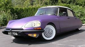 1970 Citroën DS 21 Pallas Start Up, Test Drive, and In Depth ...