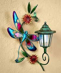 Solar Butterfly Wall Light Details About Set Of 3 Solar Deck Lights Porch Patio Steps