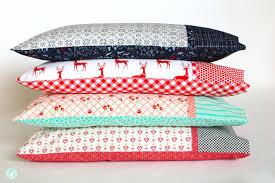 Pillow Case Pattern Unique Decorating Ideas