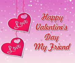 happy valentine s day friends. Plain Valentine Throughout Happy Valentine S Day Friends A