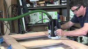 The Domino XL: Making Custom Doors - YouTube