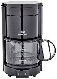 <b>Кофеварка BRAUN 4069-KF 47/1</b> BK: купить по выгодной цене в ...
