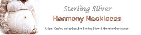 sterling silver harmony ball necklaces