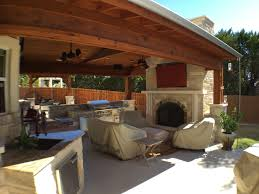 austin outdoor fireplace austin decks pergolas covered patios with how to build an