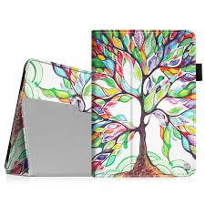 amazon fintie ipad mini 1 2 3 case folio slim fit stand case with smart cover auto sleep wake feature for apple ipad mini 1 ipad mini 2 ipad