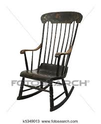 rocking chair drawing. Interesting Drawing Drawing  Vintage Rocking Chair Fotosearch Search Clipart Illustration  Fine Art Prints For Rocking Chair