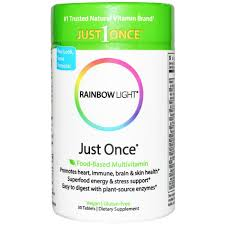 Where To Buy Rainbow Light Vitamins Rainbow Light Just Once Multiple Vitamins 30 Tablets
