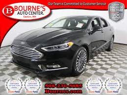 2017 ford fusion hybrid anium w leather sunroof heated front seats and