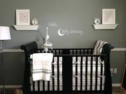 grey baby nursery ideas nursery dark gray walls dark crib white accents  baby room nursery dark