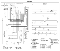 goodman furnace wiring diagram and goodmangmp wiring diagram goodman furnace no c wire at Goodman Furnace Thermostat Wiring Diagram