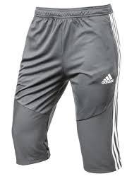 Adidas Men S Size Chart Pants Details About Adidas Men Tango 19 3 4 Pants Training Gray Capri Running Jogger Gym Pant Dw4740