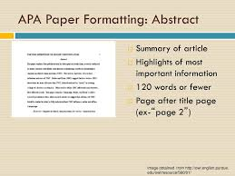 Apa Style Helpful Hints Ppt Download