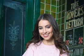 Coronation Street: Surrey actress Charlotte Jordan is heading to ...