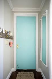 turquoise front doorA turquoise front door  GemOfTheWeekcomGemOfTheWeekcom