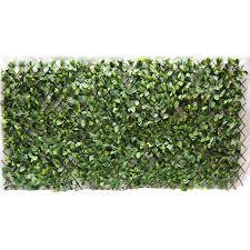 artificial green wall bunnings