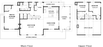House Plans The Coastal   Cedar HomesHouse Plans   The Coastal